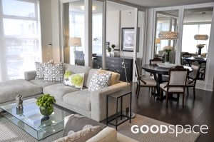 Good Space Design Group - Marinaside Crescent Project